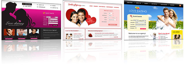 How do you create a dating website