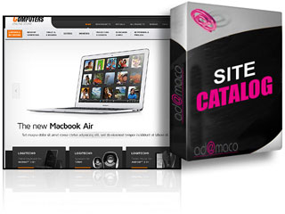 Website Catalog