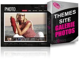 Site Galerie de Photos
