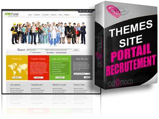 Site de Recrutement