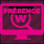 Site vitrine PRÉSENCE