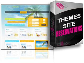 site de reservations